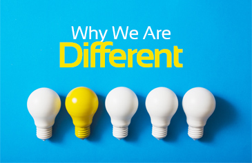 Why We Are Different