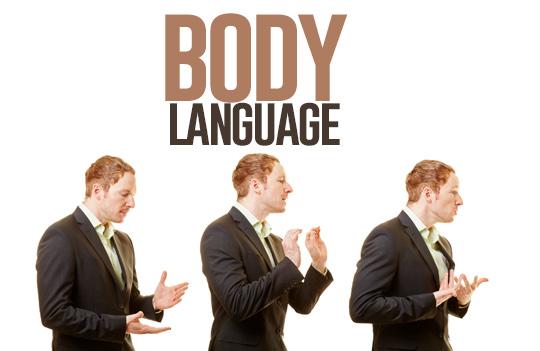 كورس لغة الجسد