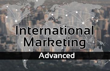 كورس التسويق الدولي (المستوى المتقدم)