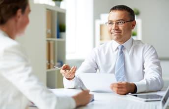 إدارة مقابلة التوظيف