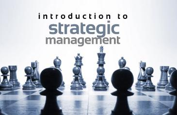 كورس مقدمة في الإدارة الاستراتيجية