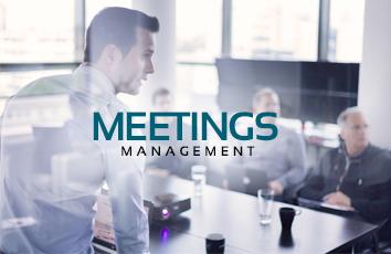 كورس إدارة الاجتماعات