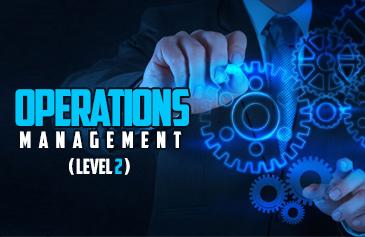 كورس إدارة العمليات والإنتاج (المستوى الثاني)